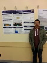 Poster time! AFS-OC Annual meeting